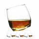 Bar Whiskey Glasses, Set of 6 (6.75 oz)