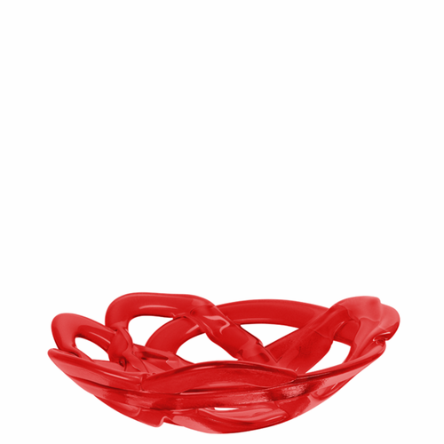 Basket Bowl, Small Red