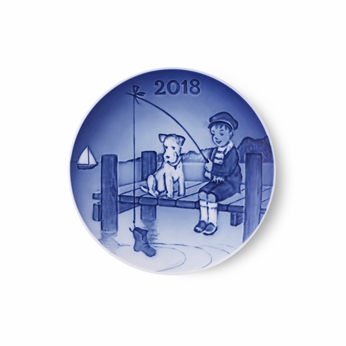Bing & Grøndahl Childrens Day Plate - 2018