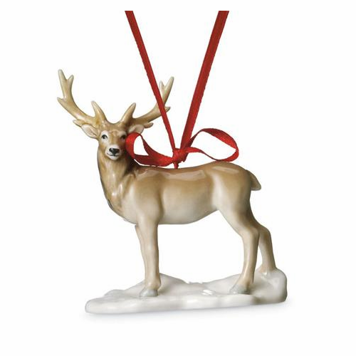 "Bing & Grøndahl Collectibles 2009 Figurine Ornament ""Stag"" - SOLD OUT"