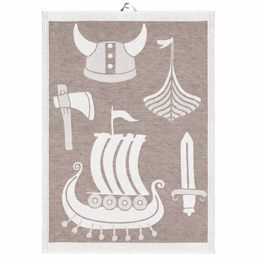 Birka Tea Towel, 14 x 20 inches