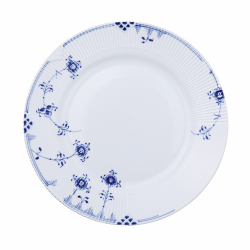 Blue Elements Dinner Plate