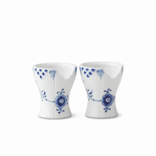 Blue Elements Egg Cup, Set of 2