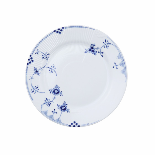 Blue Elements Salad Plate