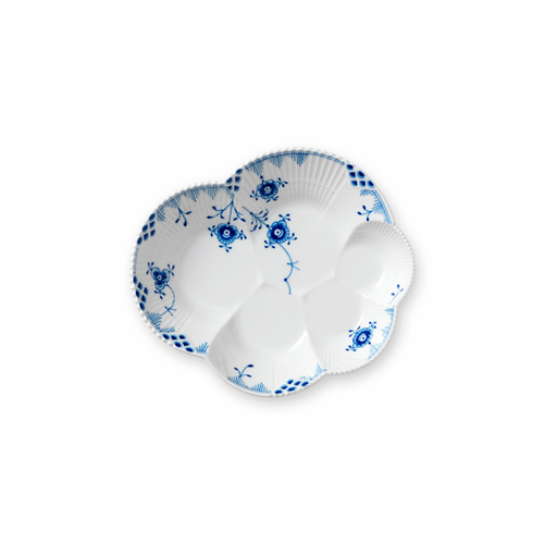 Blue Elements Sky Shaped Dish, 7.5""