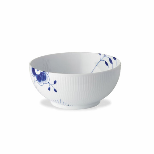 Royal Copenhagen Blue Fluted Mega Serving Bowl (4 Cups)