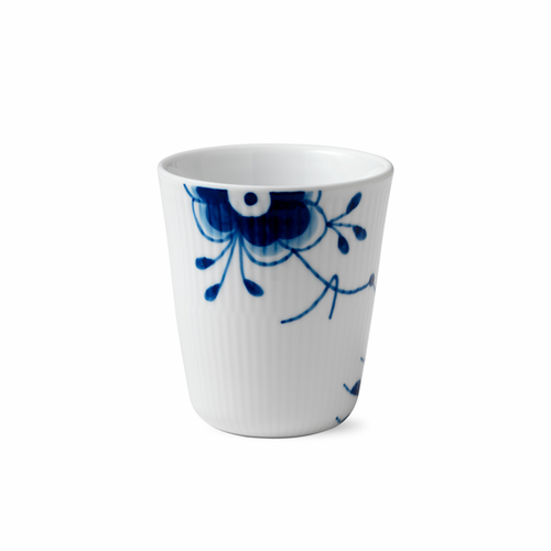 Blue Fluted Mega Thermal Cup, 9.75oz