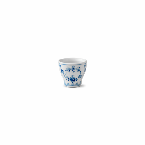 Blue Fluted Plain Egg Cup