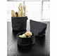 Stelton Bread Bag (Large), Black/Black