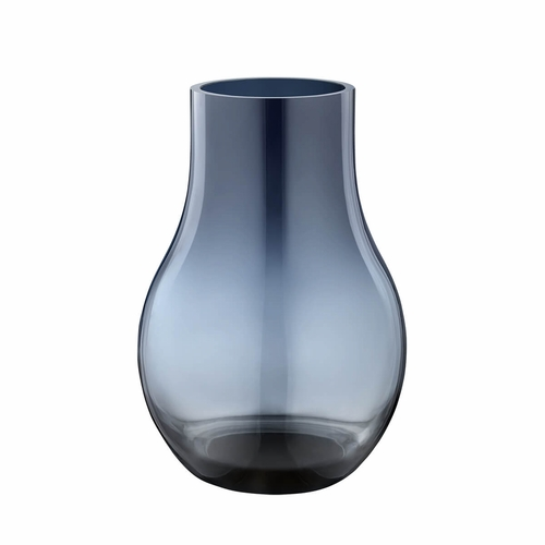Georg Jensen Cafu Vase, Glass - 8.5""