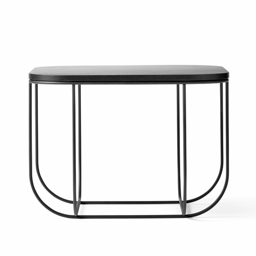 Cage Table, Dark Ash/Black