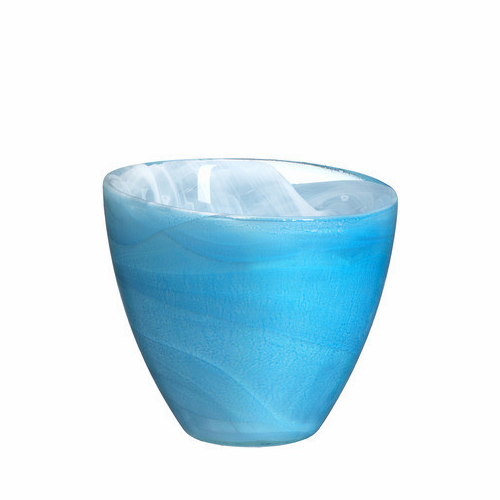 Candy Votive - Blue - Set of 2