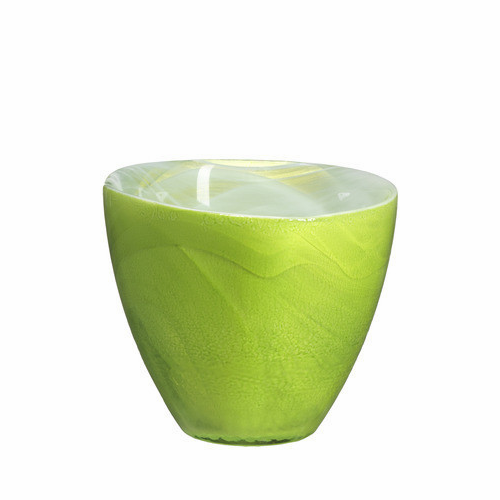 Candy Votive - Green - Set of 2
