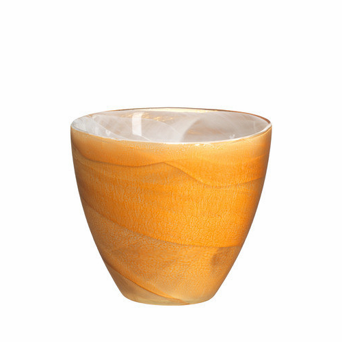 Candy Votive - Orange - Set of 2