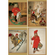 Carl Larsson Christmas Cards Assortment - Sold Out