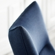 Hans Wegner CH445 Wing Chair, Thor 301 Leather