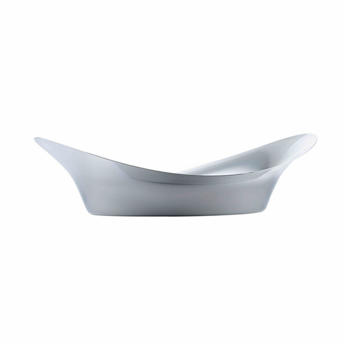 Circle Bowl by Finn Juhl - Polished Stainless Steel