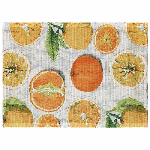 Citrus Placemat (Set of 6 In Store)