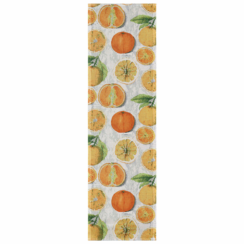 Citrus Table Runner, 14 x 47 inches