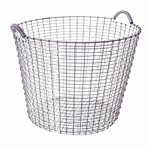 Classic Basket 13.25 Gallons (50 Liters), Stainless Steel