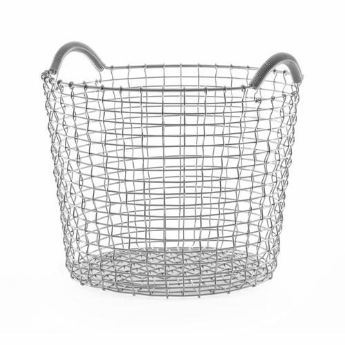 Classic Basket 6.5 Gallons (24 Liters), Stainless Steel