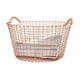 Classic Basket 9.25 Gallons (35 Liters), Copper