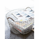 Classic Basket 9.25 Gallons (35 Liters), Stainless Steel