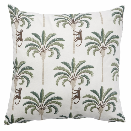 Coconut Printed Cushion Cover