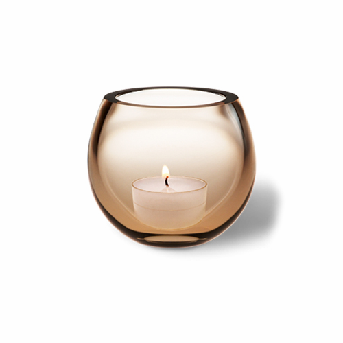 Cocoon Tealight, Rose