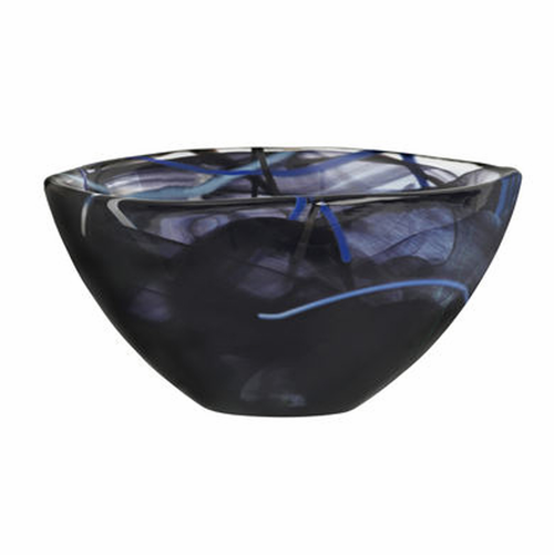 Contrast Bowl (Small), Black