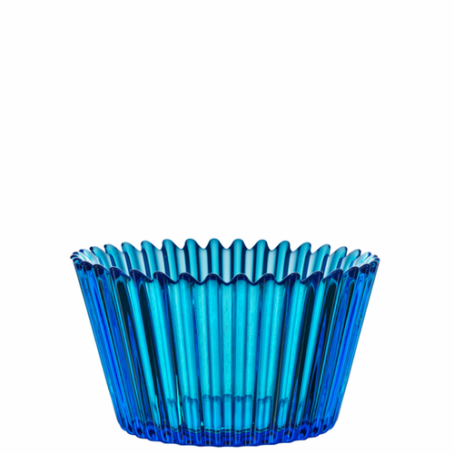 Cupcake Bowl, Small Blue