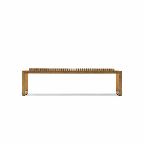 Cutter Bench (Large), Teak