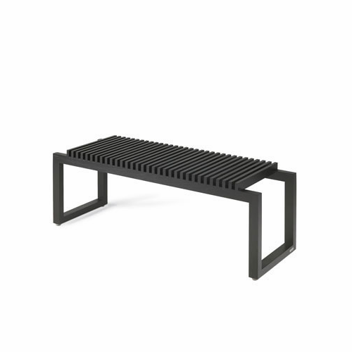 Cutter Bench (Small), Black