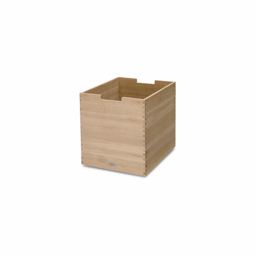 Cutter Box (Large), Oak