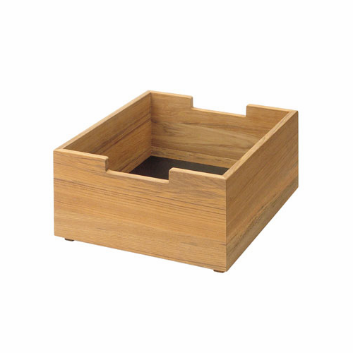 Cutter Box (Small), Teak