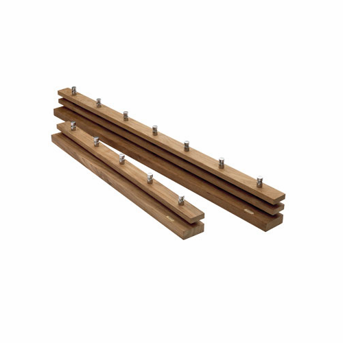 Cutter Coatrack (Large), Teak