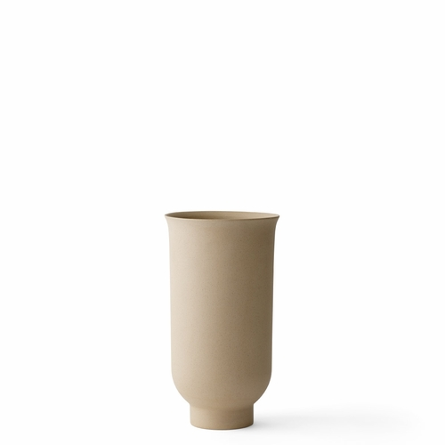 Cyclade Vase, Small, Sand