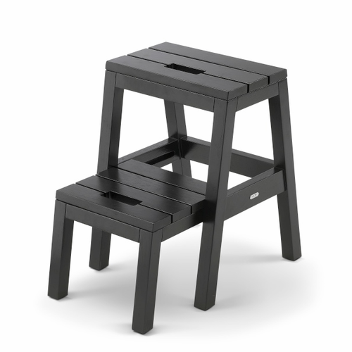 Dania Step Ladder, Black