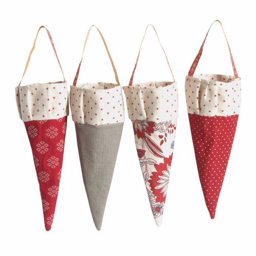 Danish Christmas Coronets - Set of 4 SOLD OUT