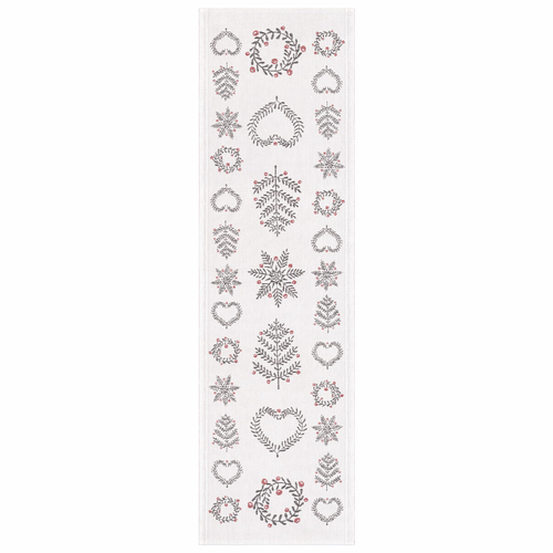 Dekoration Table Runner, 14 x 47 inches