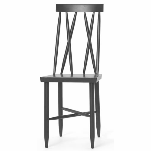 Design House Family Chair 1 - Set of 2 - Black - SOLD OUT