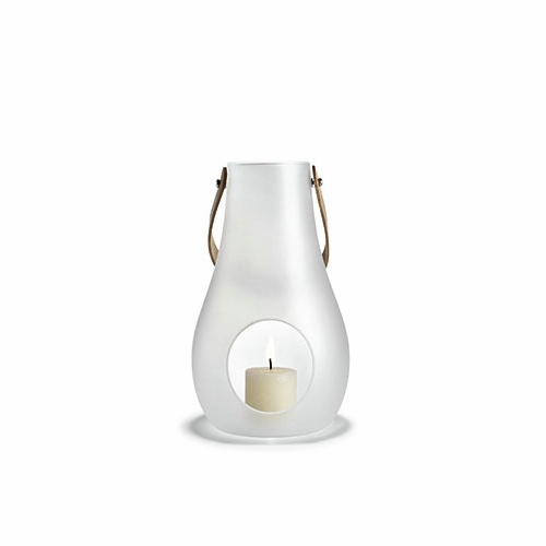 Design With Light By Maria Berntsen Matte Lantern (9.8 in. H)
