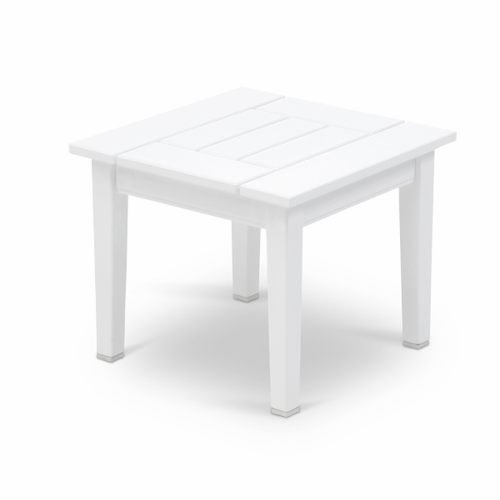 Drachmann Table, White - 34 Inches