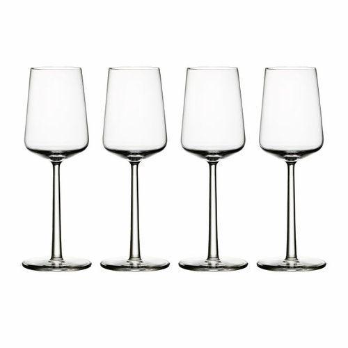 Iittala Essence White Wine Glass, Set of 4