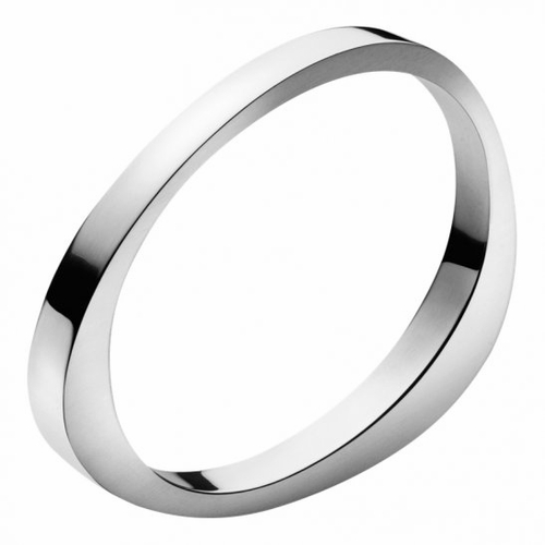 Extra Sterling Silver Bangle 422D