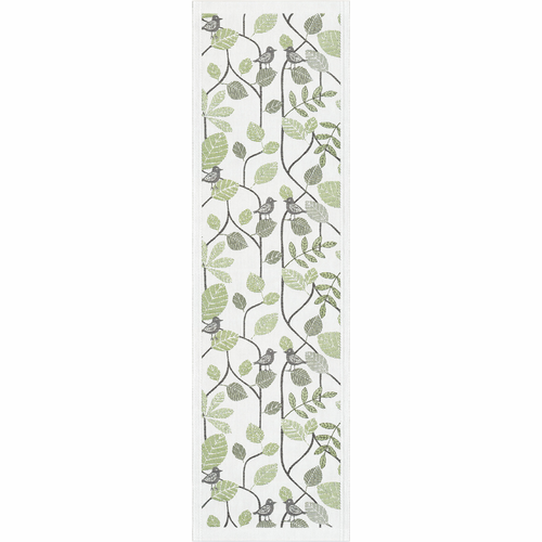 Fagel Gron Table Runner, 14 x 47 inches