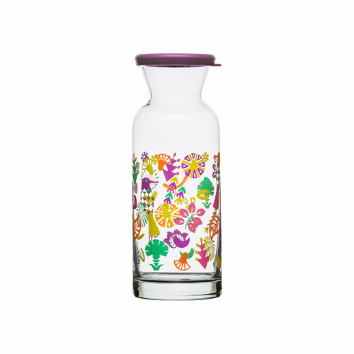 Fantasy Carafe with Lid, Assorted Colors