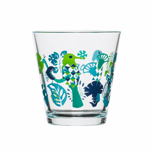 Fantasy Glasses, Medium, 4-pack, Blue / Green