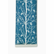 ferm LIVING Famly Tree - Petrol Wallpaper
