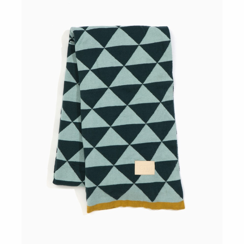 ferm LIVING Remix Knitted Blanket